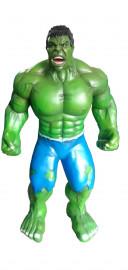 Manequim Boneco Hulk Gigante