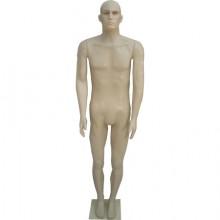 Manequim masculino em plástico  juvenil 55