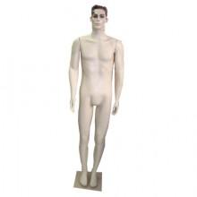 Manequim masculino em plástico  juvenil 676