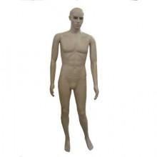 Manequim masculino em fibra reto 87