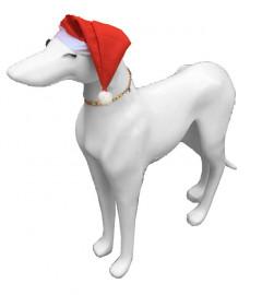 Manequim Pet Cachorro Dalmata