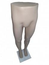 Expositor calça masculino Pele (SEM BASE)