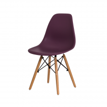 Cadeira eiffel roxo