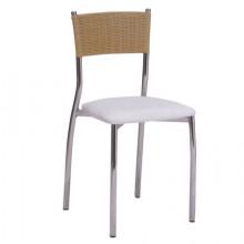 Cadeira Italy Almofadada Craqueado