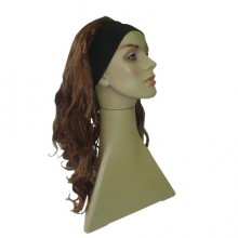 Expositor de peruca em plástico 345