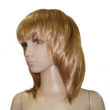 Expositor de peruca em plástico 23