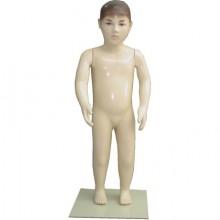 Manequim masculino em plástico infantil reto 12