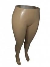 Expositor calça feminino plástico GG pele (SEM BASE)