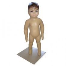Manequim masculino em fibra bebê